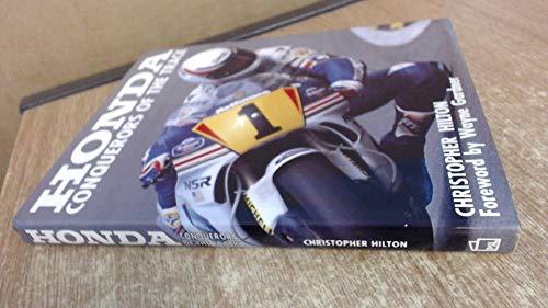 Honda: Conquerors of the Track por Christopher Hilton