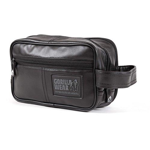 Gorilla Wear Toiletry Bag - Black