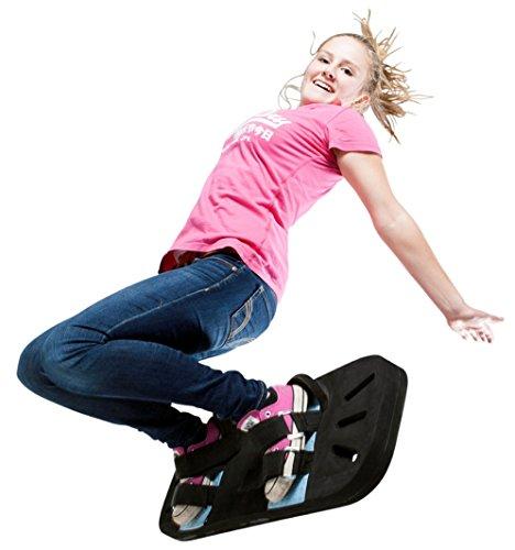 IZZY SPORT Jumping Trampoline Bounce Board/Board Board, Skateboard, Snowboard, Garden Trampoline