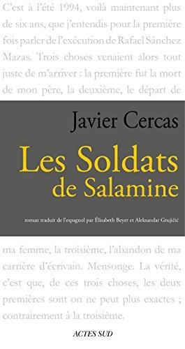 Les Soldats de Salamine (Lettres hispaniques)