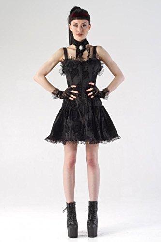 Kiara-gtico-negro-vestido-de-impresin-Flock--ldrki03