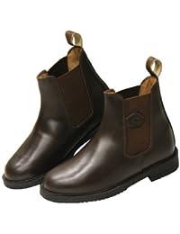 Covalliero 327199 Reitstiefelette, braun (brown) Leder, Gr. 44