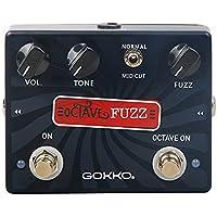 GOKKO AUDIO GK-31 OCTAVE FUZZZOverdrive - Pedal de efecto guitarra