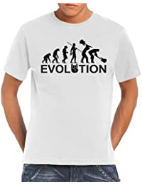 Evolution Heavy Metal Rock T-Shirt S-5XL div. Farben