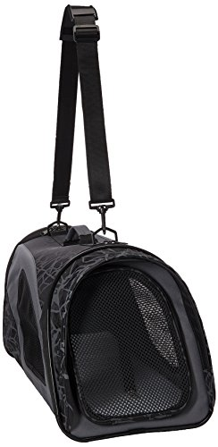 Karlie Smart Carry Bag, Transporttasche Nylon, 54 x 27 x 30 cm, schwarz