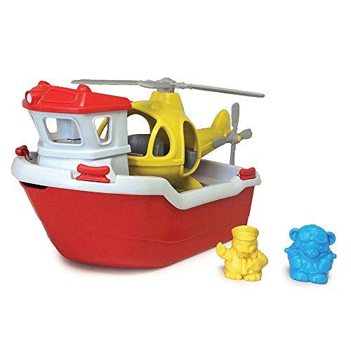green-toys-rbh1-1155-rettungsboot-mit-hubschrauber-spiel