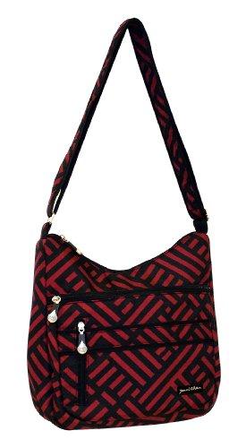 jenni-chan-signature-soft-crossbody-black-red-one-size
