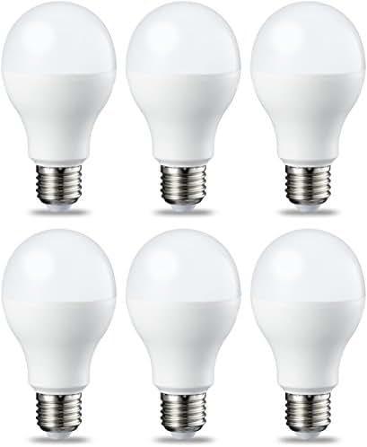 AmazonBasics Ampoule LED E27 A67 avec culot à vis, 14W (équivalent ampoule incandescentede 100W), blanc froid -