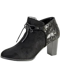 Chaussures Enza Nucci noires femme HFNZTOF7xM