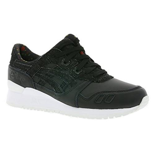 41vSGqp3tvL. SS500  - ASICS Gel-Lyte III Disney Women´s Sneaker Black H70PK 9090