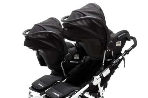 Bumbleride ITMC-55L Indie Twin Adapter MaxiCosi/Cybex für Modell 2015/2016 - lower