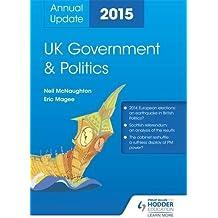 UK Government & Politics Annual Update 2015