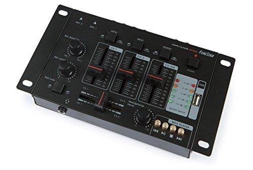 Fonestar - Mesa de mezclas compacta SM-505U