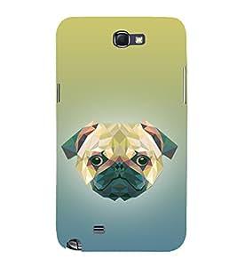 Fuson Designer Back Case Cover for Samsung Galaxy Note N7000 :: Samsung Galaxy Note I9220 :: Samsung Galaxy Note 1 :: Samsung Galaxy Note Gt-N7000 ( Abstact Art Paint Painting Illustrations )