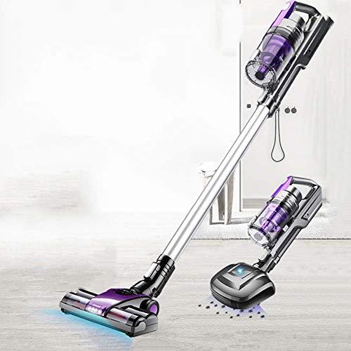 Cleaner 2 In 1 Elektrisch Staubsauger LED Tragbare Kabellose Rotation Für Den Haushalt Wiederaufladbarer, Aufrechter Und Tragbarer Staubmop Mit Einem klick