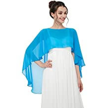CoCogirls Stola in chiffon per abiti in diversi colori a47cdcc6d0f