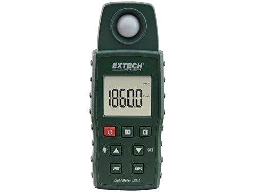 LT510 Light meter LCD 0,1÷200000lx 5% Resol1lx 141x58x25mm 160g EXTECH Extech Meter