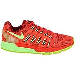 new styles 50f2f 671b1 Nike Air Zoom Odyssey, Zapatillas de Running para Hombre, Naranja/Negro /  Verde