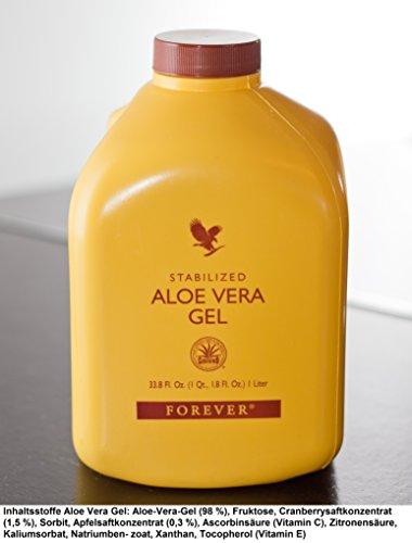 Aloe Vera Gel - Original 1000 ml