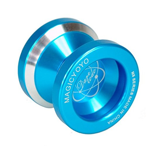 XCSOURCE N8 instable magic YOYO en alliage d'aluminium yo yo bobine Roulement + 5 Cordes + Gants TH107