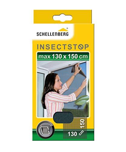 Schellenberg 50715 - Mosquitera, protección anti insectos y moscas para ventanas