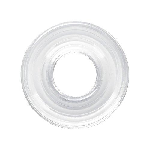 Miau Silikon Donut Penisring, dehnbarer Cockring (Ø 1,5 cm)
