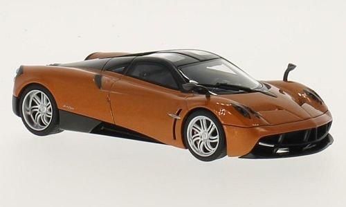 Pagani Huayra, bronze, 2011, voiture miniature, Miniature déjà montée, AutoArt 1:43