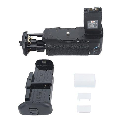 DSTE BG-E8 BGE8 Multi-Power Battery Pack Grip For Canon EOS 550D 600D SLR Camera Multi Power Battery Grip