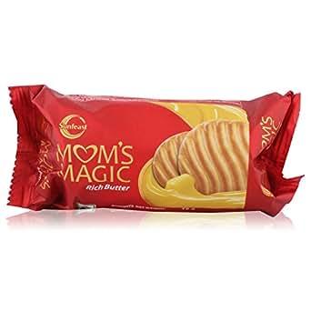 Sunfeast Mom's Magic Biscuit - Rich Butter, 75g Pack