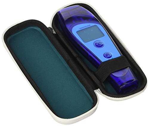Visiofocus Pro Thermometer, Infrarot-Thermometer, für Kinder, Kinder und Erwachsene, ohne Hautkontakt, Professioneller Gebrauch