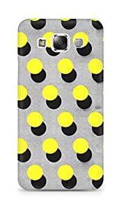 Amez designer printed 3d premium high quality back case cover for Samsung Galaxy E5 (Pattern 7)