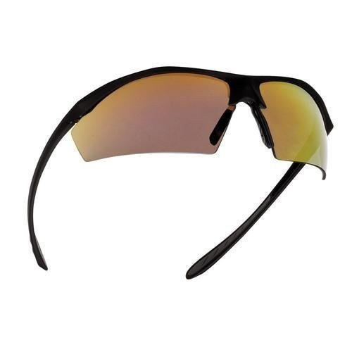 Bolle Sentinel AS Sunglasses, Matte Black/Red Flash Shiny by Bolle