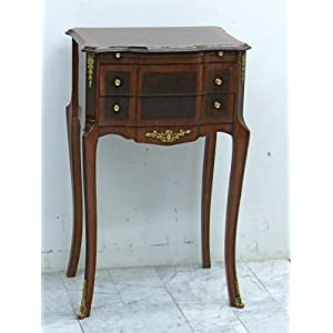commode baroque Cabinet Louis XV style antique MoKm0768