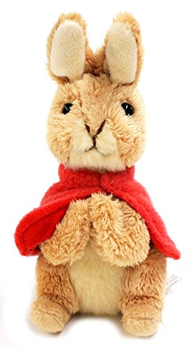 GUND Peter Rabbit Plush Flopsy Keyring