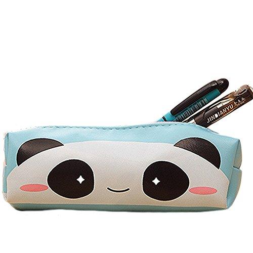Laat Bleistift Fall Panda Gedruckt Pen Bag Bleistift Bale Stationery Pack Student Bleistift Halter für Kinder Geschenk