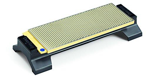 Preisvergleich Produktbild DMT DuoSharp Schleifstein grob/fein mit Sockel, 25,4 cm / 10 Zoll, 1 Stück, W250FC-WB