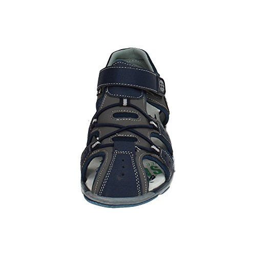 ZAPATOP , sandales garçon Bleu Marine