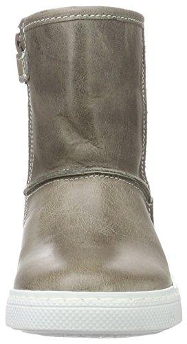 BULLBOXER Mädchen Agm507e6l Kurzschaft Stiefel Beige (STON)