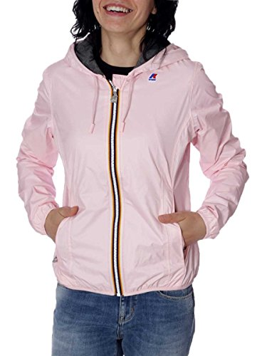 watch a6224 61a73 Giubbino Kee way donna lily jersey k007a00h51 pink soft lilla slim fit  spring summer 2017
