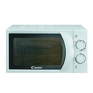 CANDY CMG 2071 M - Microonde con grill 20L, 45,2 x 26,2 x 33,5 cm, 700W, Potenza Grill: 900W, Bianco 1 spesavip