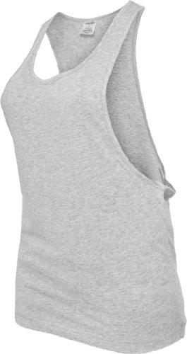Urban Classics - T-Shirt De Sport Femme Gris - Gris