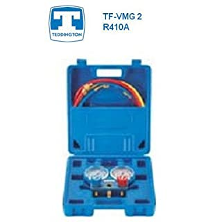 Koffer zweipolig. 2Wege mit Kontrollleuchte und flexibel R22, R134, R407und R410