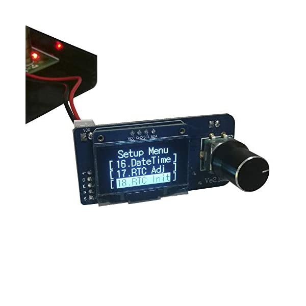ExcLent Ksger V2.1S T12 Stm32 Oled Controlador Digital De Temperatura Aleación