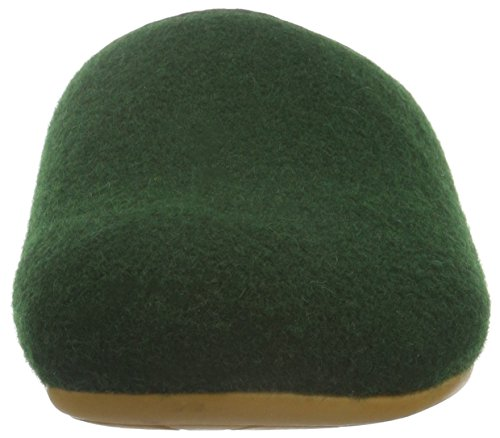 Camper Wabi, Chaussons Mules Homme Vert (Dark Green 036)