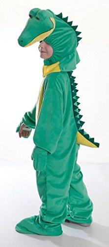 Imagen de cocodrilo  niños disfraz  128cm medio alternativa