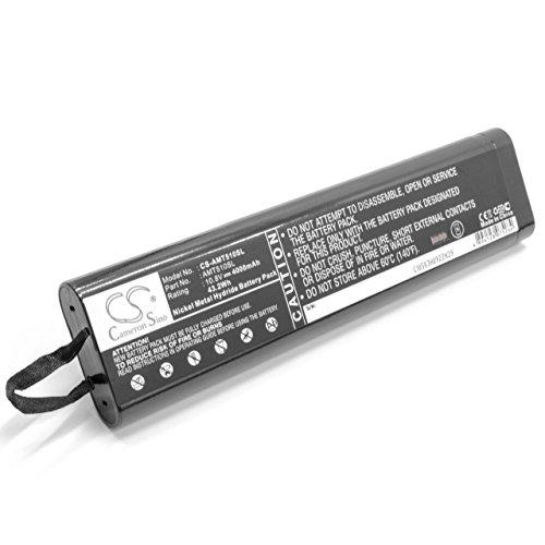 vhbw NiMH batería 4000mAh (10 8V) para medidor Acterna EXFO FTB-100, EXFO  FTB-400, Lite 3000 (E), MTS-5000, MTS-5100e, OTDR E6000