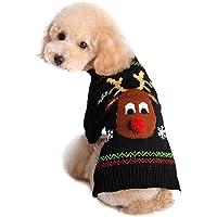 153091af82fe Suchergebnis auf Amazon.de für: rentier pullover - Hunde: Haustier