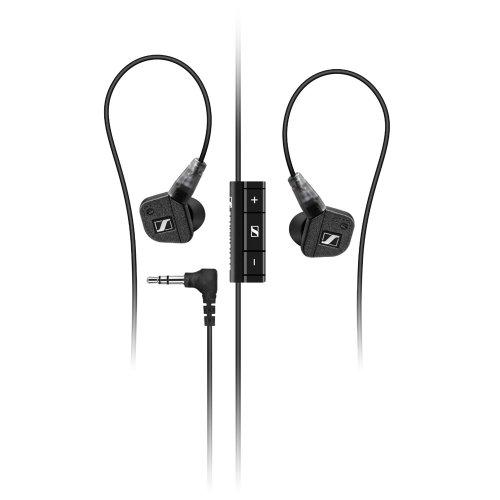 Sennheiser IE 8i   Auriculares in ear (con micrófono, control remoto integrado), amarillo