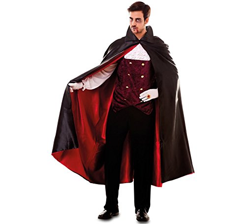 Fyasa 706331-t04GRAF Dracula Kostüm, groß (Weibliche Dracula Kostüm)