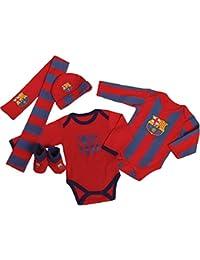 FC Barcelona Pijama Azul Grana Única Bebe
